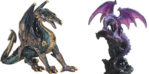 Dragon Fantasy Figurines