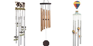 Round Top Wind Chimes