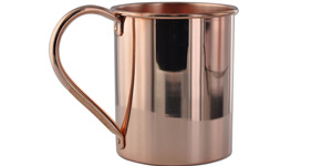 Single Copper Mugs