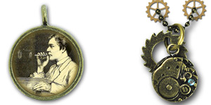 Steampunk - Necklaces