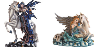 Unicorn Fantasy Figurines