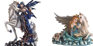 Unicorn Fantasy Figurines